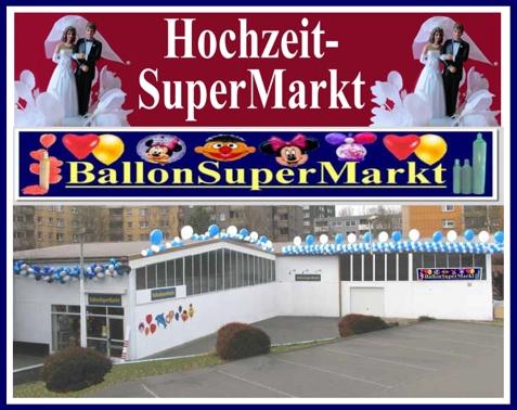 Hochzeit-Supermarkt